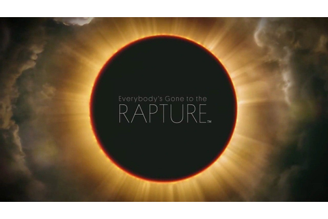 E3 2014: PS4's Everybody's Gone to the Rapture Reemerges ...