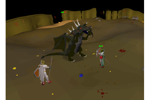 Dragon (race) | Old School RuneScape Wiki | FANDOM powered ...
