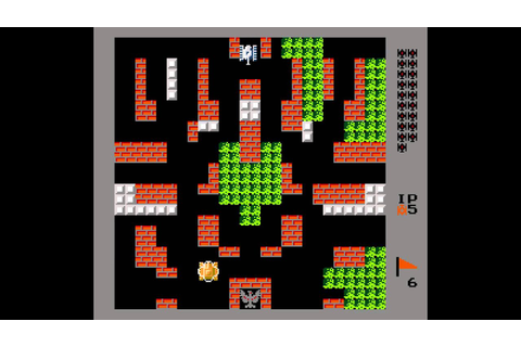 Battle City — Stage 1 to 15 — Nintendo Game {NES} {HD 60 ...