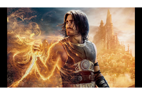 Prince of Persia movie-game trailer mash-up (HD) - YouTube