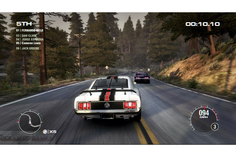 Grid 2 Free Download - Ocean Of Games