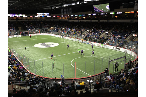 Indoor soccer - Wikipedia