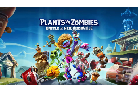 Is PvZ: Battle for Neighborville Coming to Nintendo Switch ...
