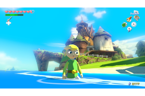 The Legend of Zelda: The Wind Waker HD (Game) | GamerClick.it
