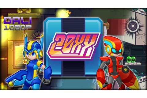20XX PC Gameplay 60fps 1080p - YouTube
