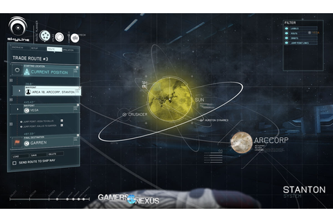 Star Citizen Persistent Universe Module Detailed, New ...