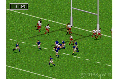 Australian Rugby League Download on Games4Win