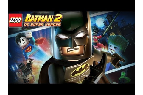 LEGO Batman 2: DC Super Heroes All Cutscenes (Game Movie ...