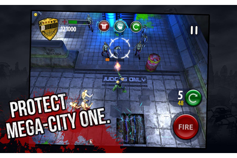 Judge Dredd vs. Zombies - Android Apps on Google Play