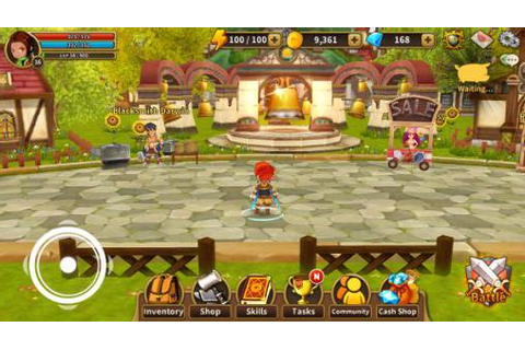 Line: Dragonica mobile for Android - Download APK free