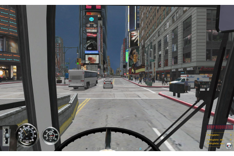 City Bus Simulator 2010 New York PC ~ Download Games ...