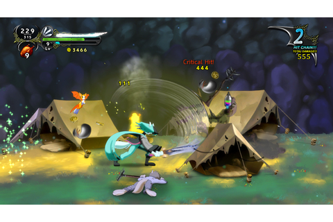 Dust: An Elysian Tail: One animator's 3.5 year quest to ...