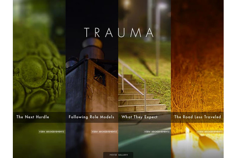 TRAUMA Screenshots | Flickr