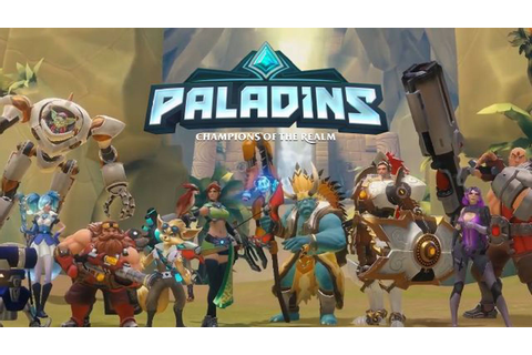 Paladins open beta skin giveaway - Polygon