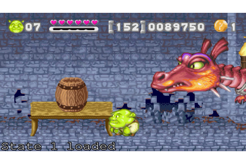 Shrek: Hassle At The Castle (BLIND) - Level 5: Dragon's ...