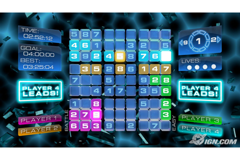 Go Sudoku Screenshots, Pictures, Wallpapers - PlayStation ...