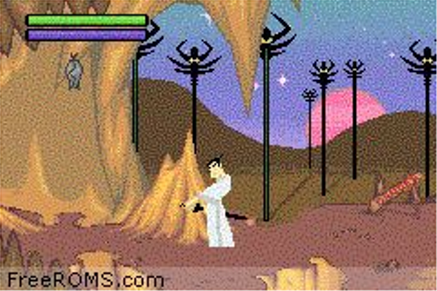 Samurai Jack - The Amulet Of Time ROM Download for Gameboy ...