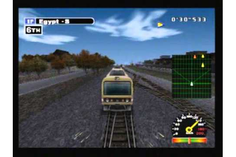 X Treme Express PS2 - YouTube