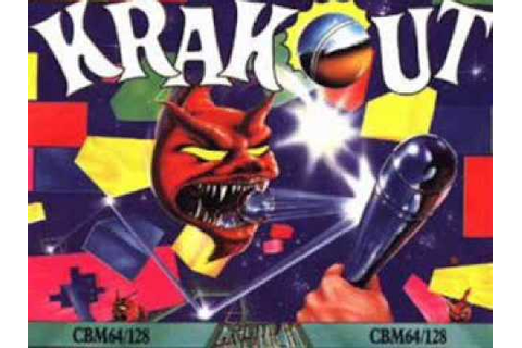 Commodore 64 SIDs - Krakout (Soundtrack) - YouTube