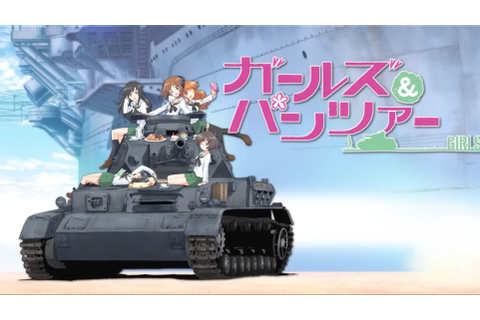 Girls und Panzer | The /ak/ Wiki | Fandom powered by Wikia