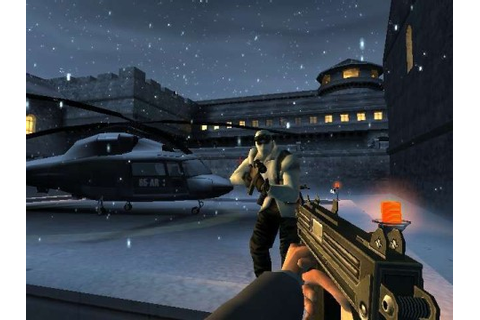 Mediafire PC Games Download: James Bond 007 Nightfire ...