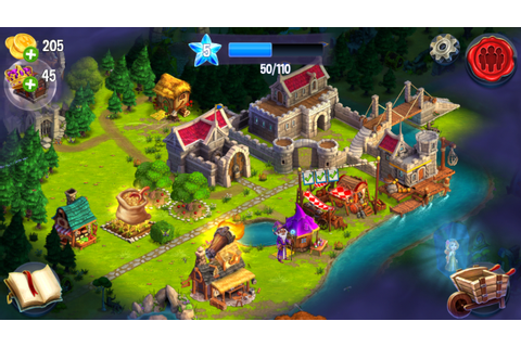 It Came From Canada: CastleVille Legends Previewed | 148Apps
