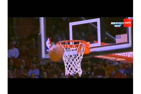 LEBRON JAMES: NBA Epic Fail of the Week - Airballs Layup ...
