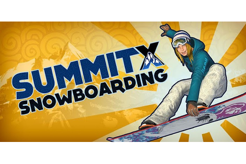 SummitX Snowboarding APK 1.0.3 Mod - APK for Android