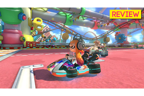 Mario Kart 8 Deluxe: The Kotaku Review
