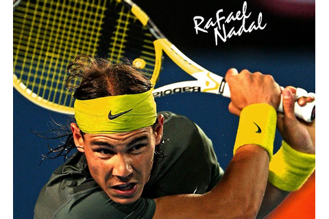 Rafael Nadal - another Tennis legend in the making | Game ...