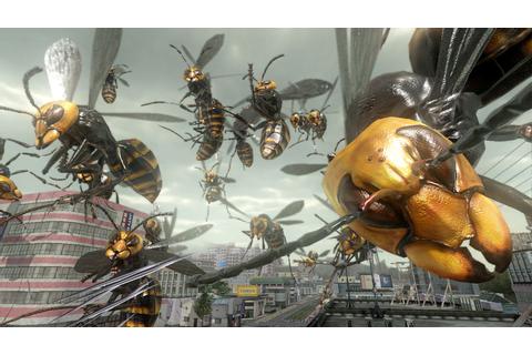 Earth Defense Force 5 revealed, hitting Japan in 2017 ...
