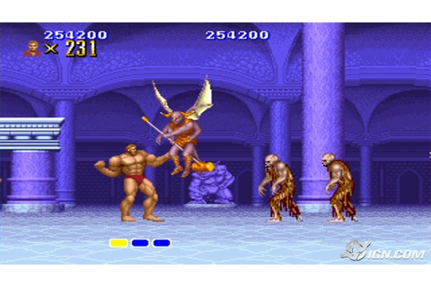 Altered Beast Screenshots, Pictures, Wallpapers - Xbox 360 ...
