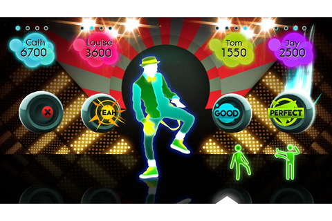 Sad but true: Just Dance 2 best-selling third party Wii ...