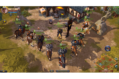 Risk vs reward: Albion Online review – GAMING TREND