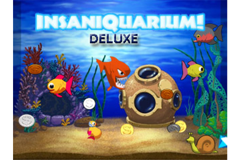Insaniquarium Deluxe game: Download and Play