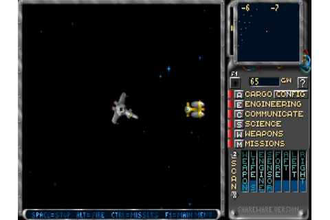 Download Solar Winds | DOS Games Archive