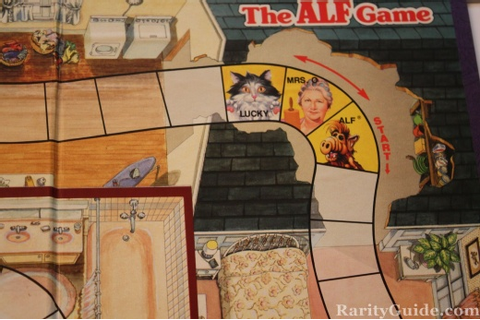 RarityGuide.com Museum: Card and Board Games » The Alf ...
