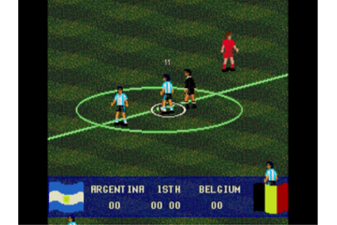 Pele II - World Tournament Soccer (USA, Europe) ROM