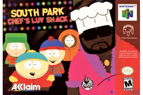 South Park: Chef's Luv Shack - South Park Archives ...