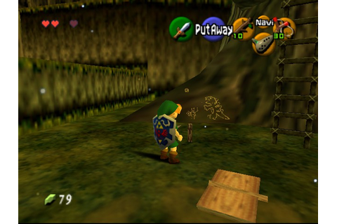 Play The Legend of Zelda - Ocarina of Time Game Online