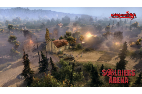 Soldiers: Arena PC Game Free Download