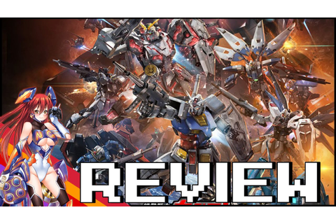 Mobile Suit Gundam Extreme VS Force Review - YouTube