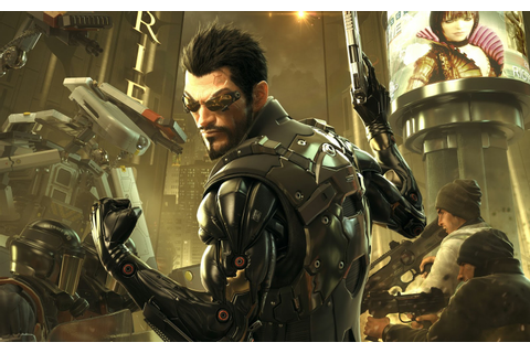 Deus EX Mankind Divided PC Game - Fully Full Version Games ...