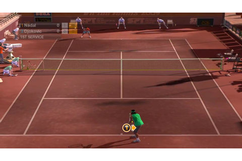 Virtua Tennis 2009 Download Game | GameFabrique