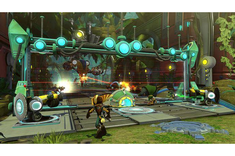 Ratchet & Clank Q-Force Review | GamesReviews.com