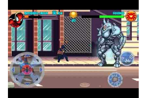 Spider-Man: Toxic City [JAVA touch] - YouTube