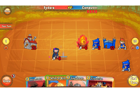 Cards and Castles PC Game FreeDownload | Soft Arcive Media