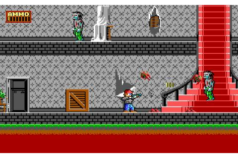 Dangerous Dave 2 - The Haunted Mansion download PC