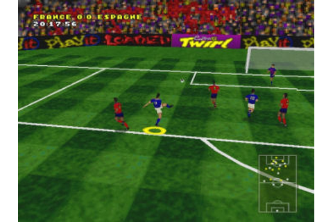 Can somebody please bring back Actua Soccer : gaming