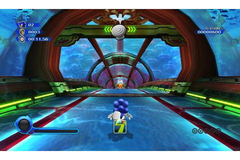 Download FREE Sonic Colors PC Game Full Version